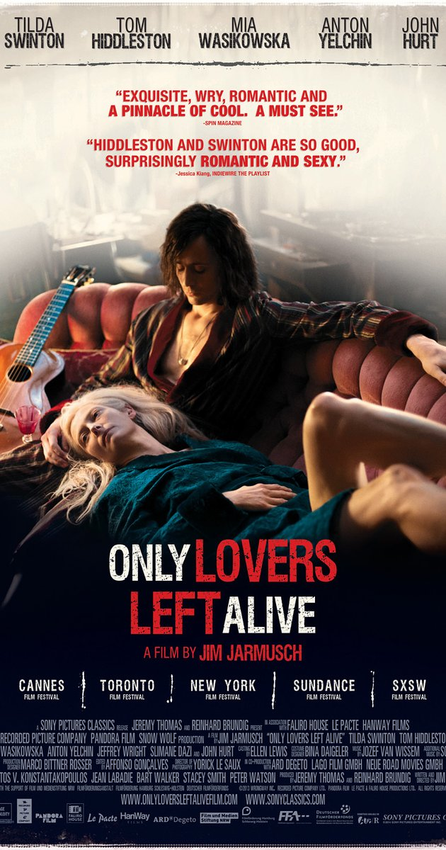 Only Lovers Left Alive (2013) - IMDb - RIS