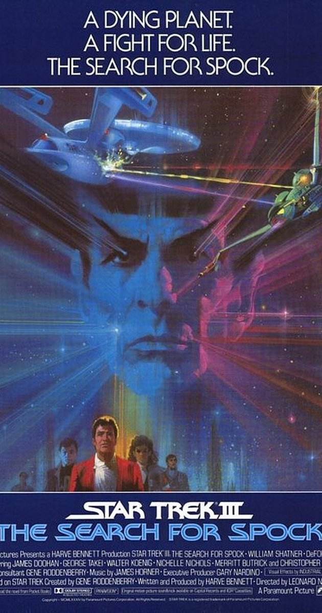 Star Trek III: The Search for Spock (1984) - RIS
