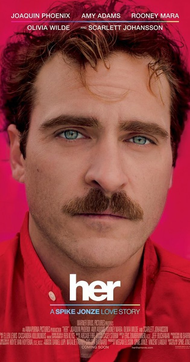 Her (2013) - IMDb - RIS
