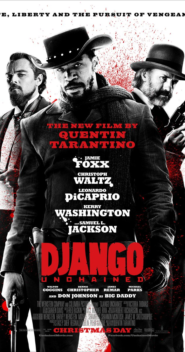 Django Unchained (2012) - Frequently Asked Questions - IMDb