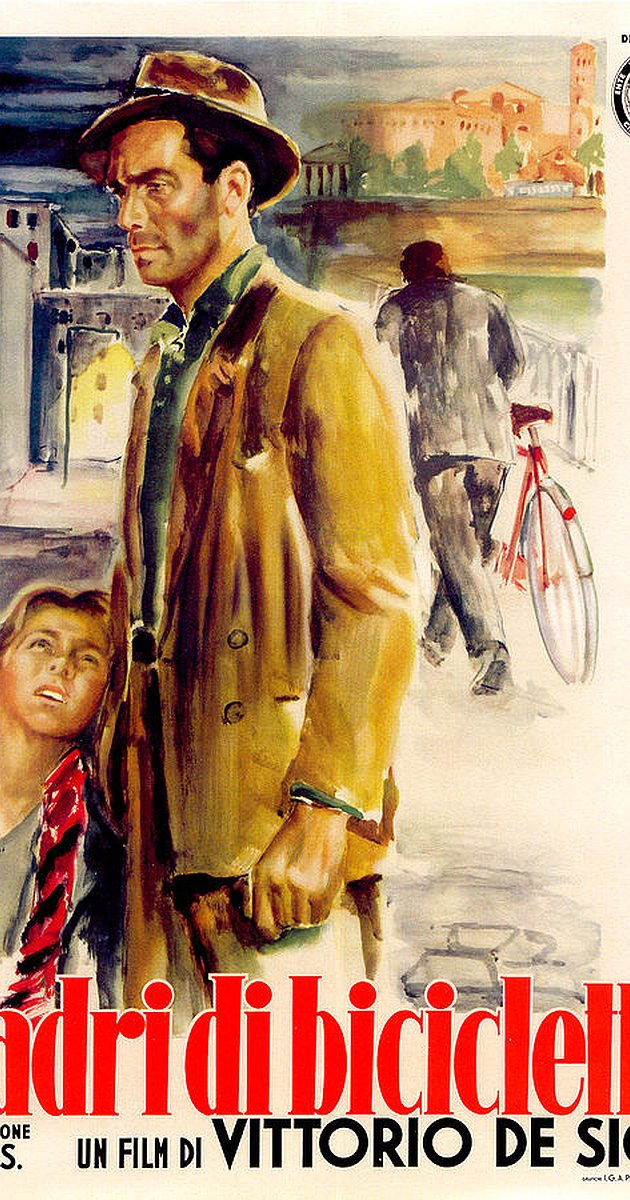 ultimo stile consegna veloce catturare Bicycle Thieves (1948) - IMDb - RIS
